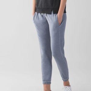 Lululemon Serenity Pant Ankle Yoga Pants Heathered